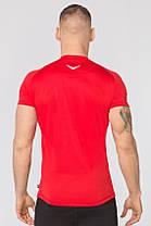 Спортивная мужская футболка Rough Radical Fury SS (original) дышащая, с коротким рукавом, фото 3