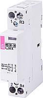 Контактор модульный RD 20-20 230V AC/DC ETI