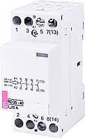 Контактор модульный RD 25-40 230V AC/DC ETI