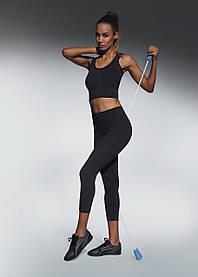 Спортивные женские легинсы BasBlack Forcefit 70 (original), лосины для бега, фитнеса, спортзала