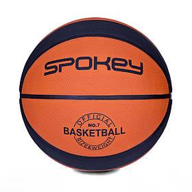 Баскетбольный мяч Spokey DUNK размер 7 (original) Польша