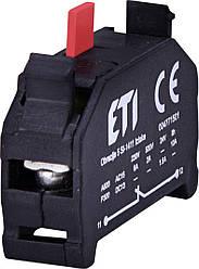 Блок контактов E-NC (1NC) ETI