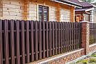 Штакетный забор, фото 5