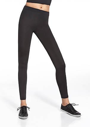 Спортивные женские легинсы BasBlack Forcefit 90 (original), лосины для бега, фитнеса, спортзала, фото 2