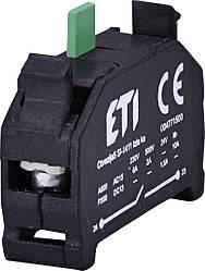 Блок контактов E-NO (1NO) ETI