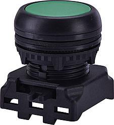 Кнопка-модуль утопленная EGF-G (зеленая) ETI