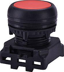 Кнопка-модуль утопленная EGF-R (красная) ETI