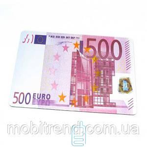 Коврик для мышки 500 Euro 200x280