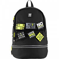 Городской рюкзак Kite City K20-1009L-1 черный