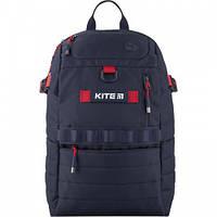 Городской рюкзак Kite City K20-876L-2 темно-синий