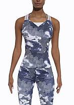 Спортивный костюм женский Bas Bleu Code (original), костюм для фитнеса, фото 3