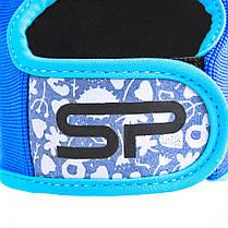 Женские перчатки для фитнеса Spokey ELENA II 921310 (original), спортивные атлетические тренировочные, фото 3