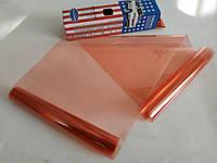 Пленка на лобовое стекло без перехода Autodnepr Red 20 х150 см