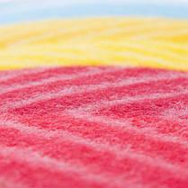 Коврик для пикника и пляжа водонепроницаемый Spokey Grain (original) 130х150 см, складывающееся покрывало, фото 3