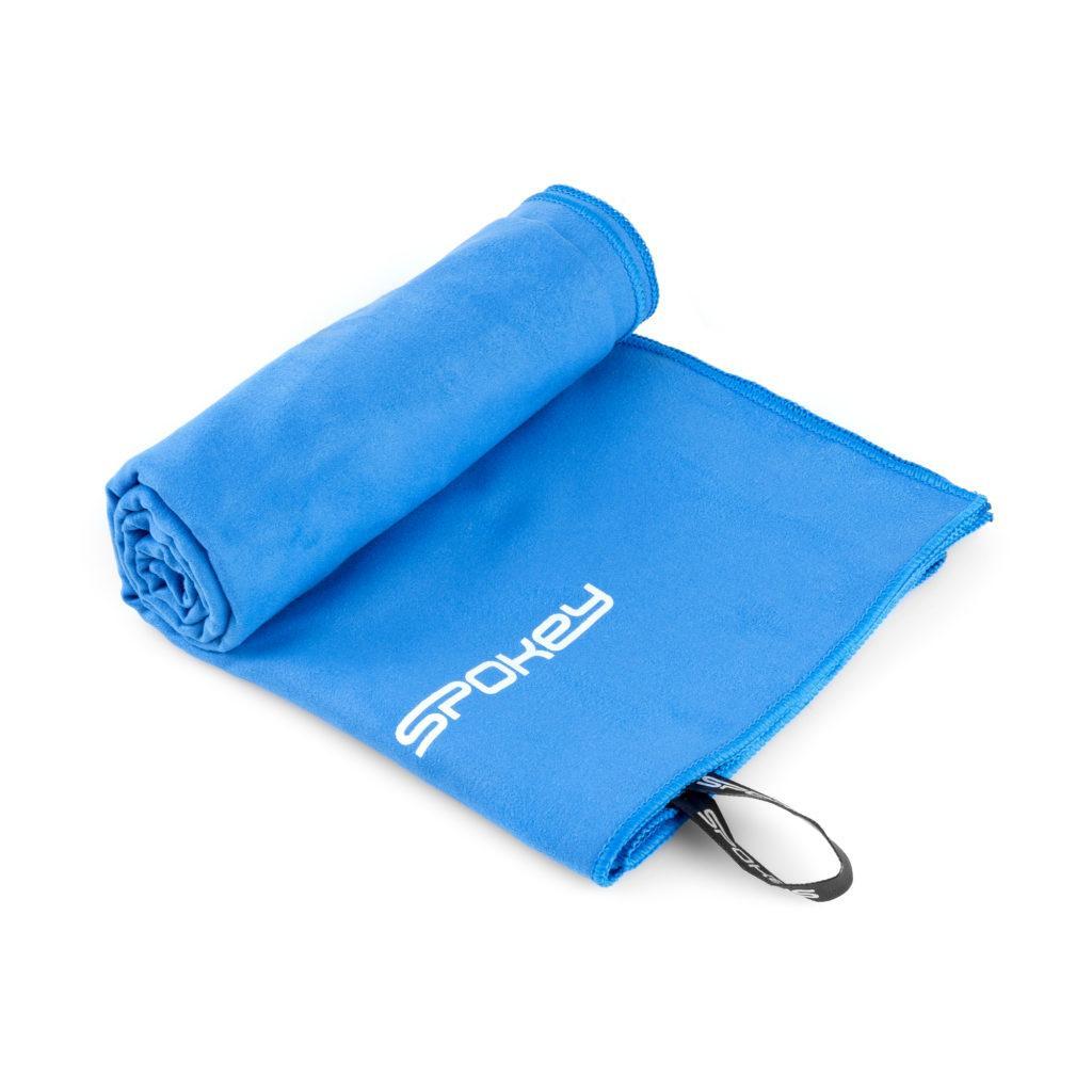 Охлаждающее пляжное/спортивное полотенце Spokey Sirocco 80х150 924998, для спортзала, быстросохнущее