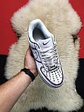 Кроссовки Nike Air Force 1 Cartoon, кроссовки найк аир форс 1 (36,37,38,43 размеры в наличии), фото 4