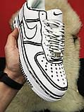 Кроссовки Nike Air Force 1 Cartoon, кроссовки найк аир форс 1 (36,37,38,43 размеры в наличии), фото 6
