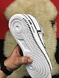 Кроссовки Nike Air Force 1 Cartoon, кроссовки найк аир форс 1 (36,37,38,43 размеры в наличии), фото 10