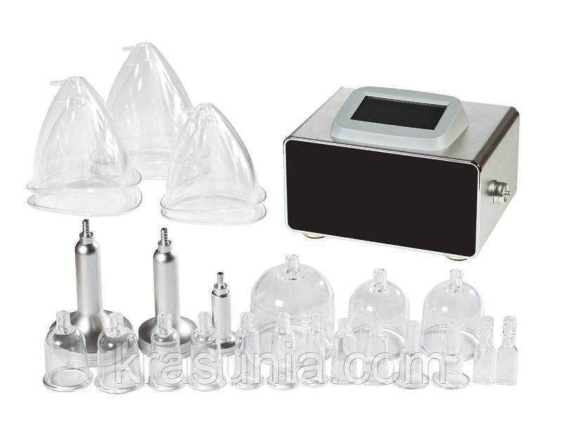 Аппарат для вакуумного массажа Vacuum Beauty Master MS-2175