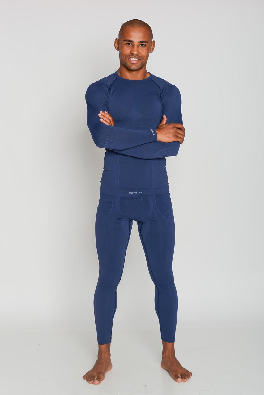 Термоштаны мужские спортивные Tervel Comfortline (original), подштанники, кальсоны зональные, бесшовные