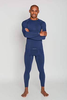 Термоштаны мужские спортивные Tervel Comfortline (original), подштанники, кальсоны зональные, бесшовные, фото 2