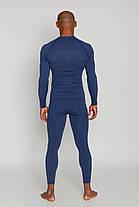 Термоштаны мужские спортивные Tervel Comfortline (original), подштанники, кальсоны зональные, бесшовные, фото 3