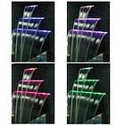 Emaux Стіновий водоспад EMAUX PB 600-150(L) з LED підсвічуванням, фото 4