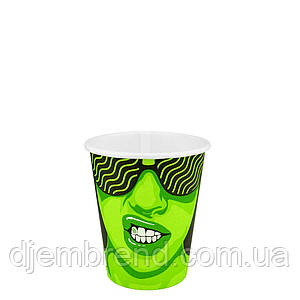 "Стакан бумажный ""#CoffeeParty"" 175мл. 50шт/уп (КР69/КР""Т""70)"