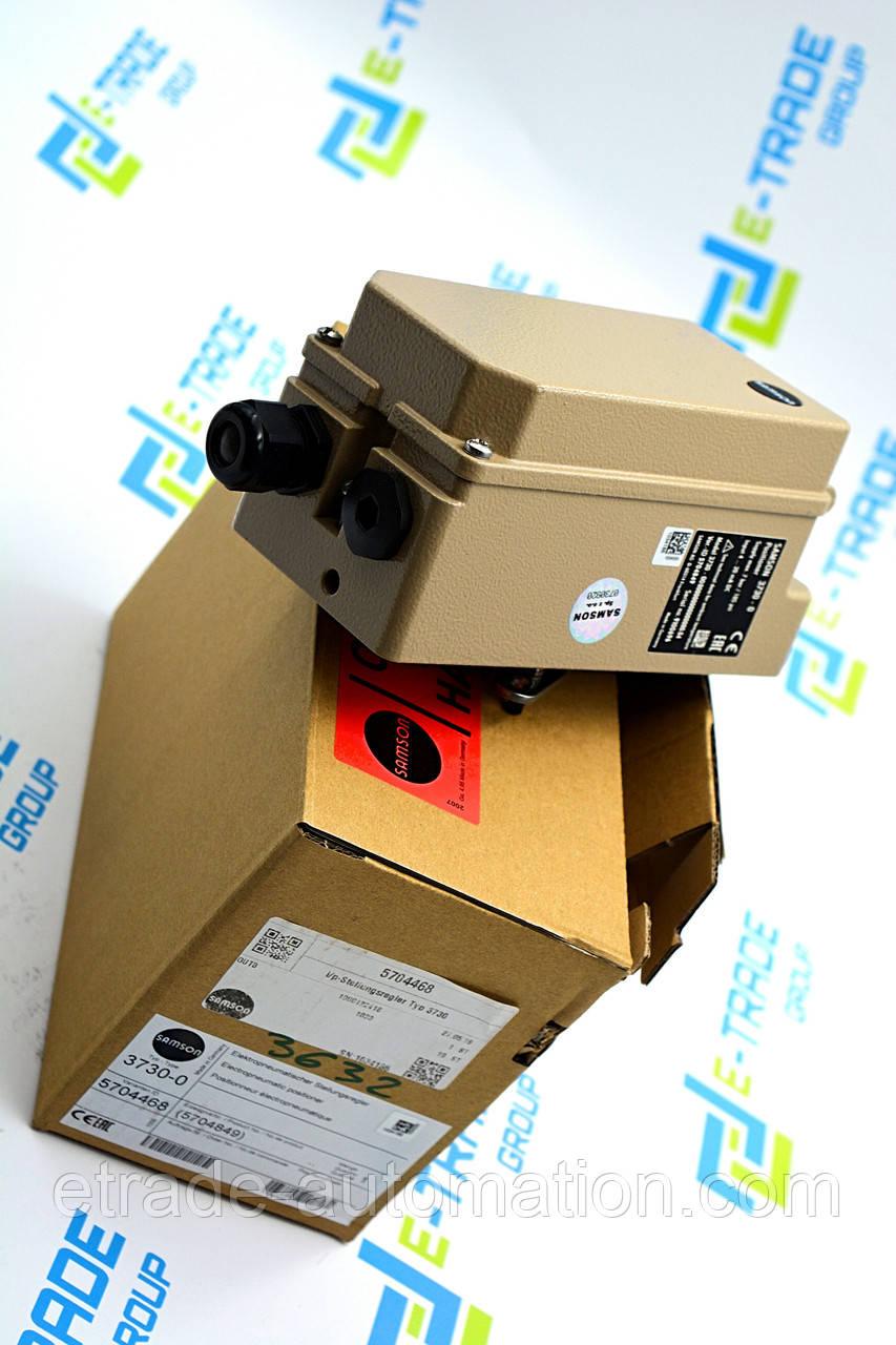 Електропневматичний позиціонер SAMSON 3730-0