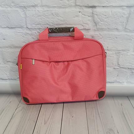 """Сумка для ноутбука  Sumdex розовый размер 13,3"""", фото 2"""