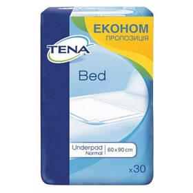 Гигиенические пеленки Tena тена Econom 60*90 (30 шт)
