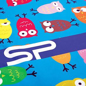 Охлаждающее пляжное/спортивное полотенце Spokey Ibiza 922207 80х160, для спортзала, быстросохнущее, фото 2