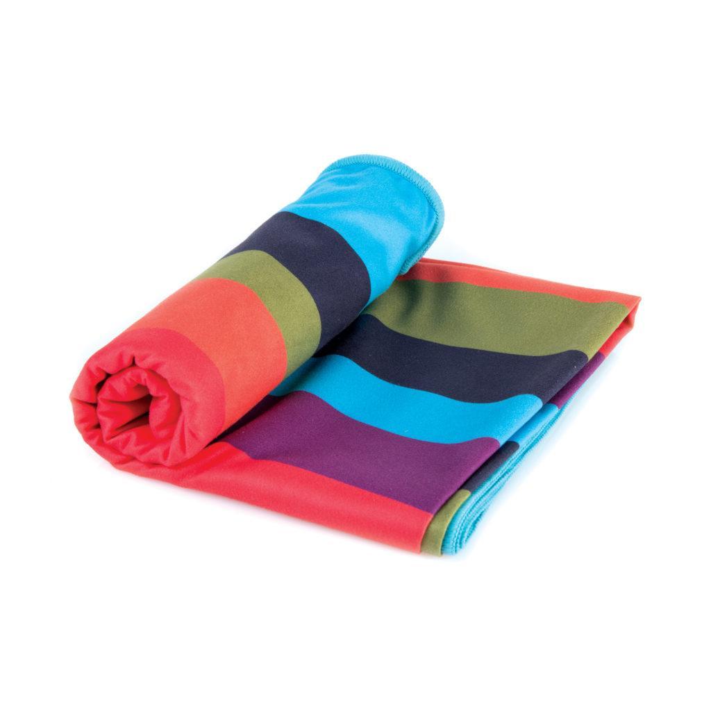 Охлаждающее пляжное/спортивное полотенце Spokey Marsala 80х160 922205, для спортзала, быстросохнущее