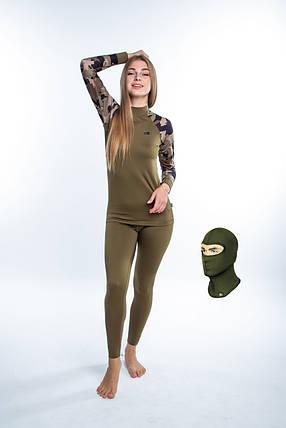 Женское тактическое термобелье Rough Radical Shooter (original), теплое зимнее комплект для спорта, фото 2
