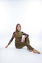 Женское тактическое термобелье Rough Radical Shooter (original), теплое зимнее комплект для спорта, фото 3