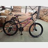 Велосипед Azimut Extreme 26 х 14  GFRD 2020, фото 3