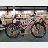 Велосипед Azimut Extreme 26 х 14  GFRD 2020, фото 5