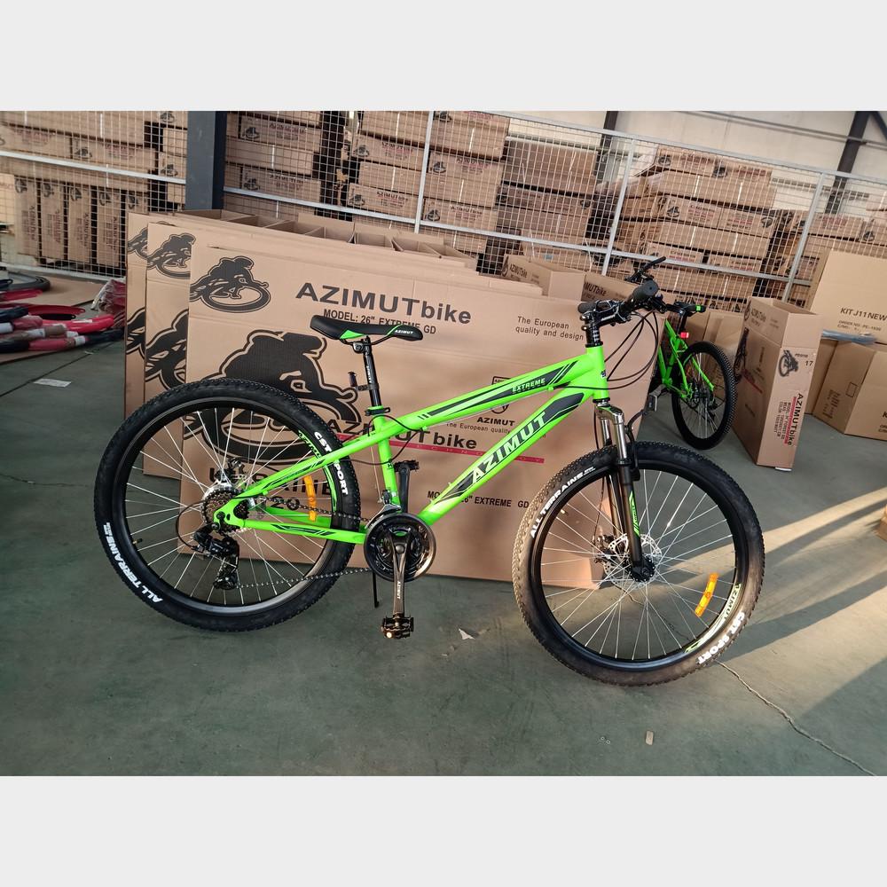 Велосипед Azimut Extreme 26 х 14  GFRD 2020