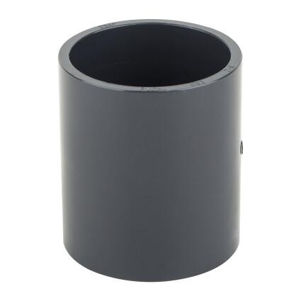 Era Муфта ПВХ ERA соединительная, диаметр 25 мм.