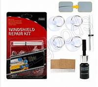 Набор для ремонта трещин лобового стекла (Windshield3)