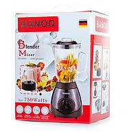 Германия! Блендер стационарный реальных 750W! Фирменный блендер Banoo с кофемолкой