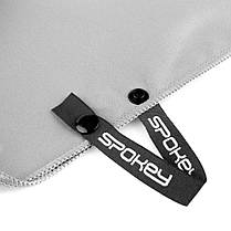 Охлаждающее пляжное/спортивное полотенце Spokey Sirocco 50х120 924995, для спортзала, быстросохнущее, фото 3