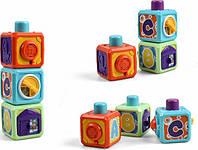 Развивающая игрушка Kidian музыкальные интерактивные кубики.