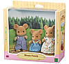 Sylvanian families 5128 Epoch Cім'я мишок  Семья мышек Mouse Family Toy Epoch, фото 3