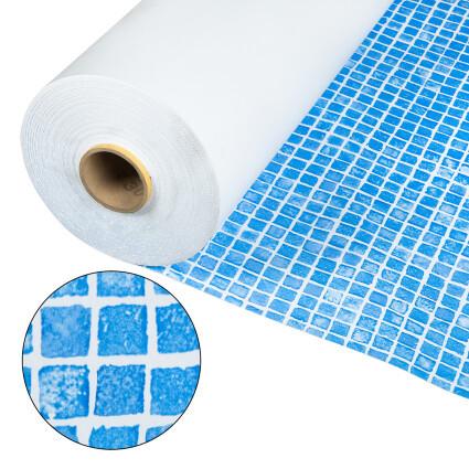 Cefil Лайнер Cefil Gres (голубая мозаика) 1.65 х 25.2 м