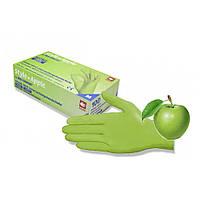 Перчатки Style Apple нитриловые смотровые нестерильные неприпудренные р.М