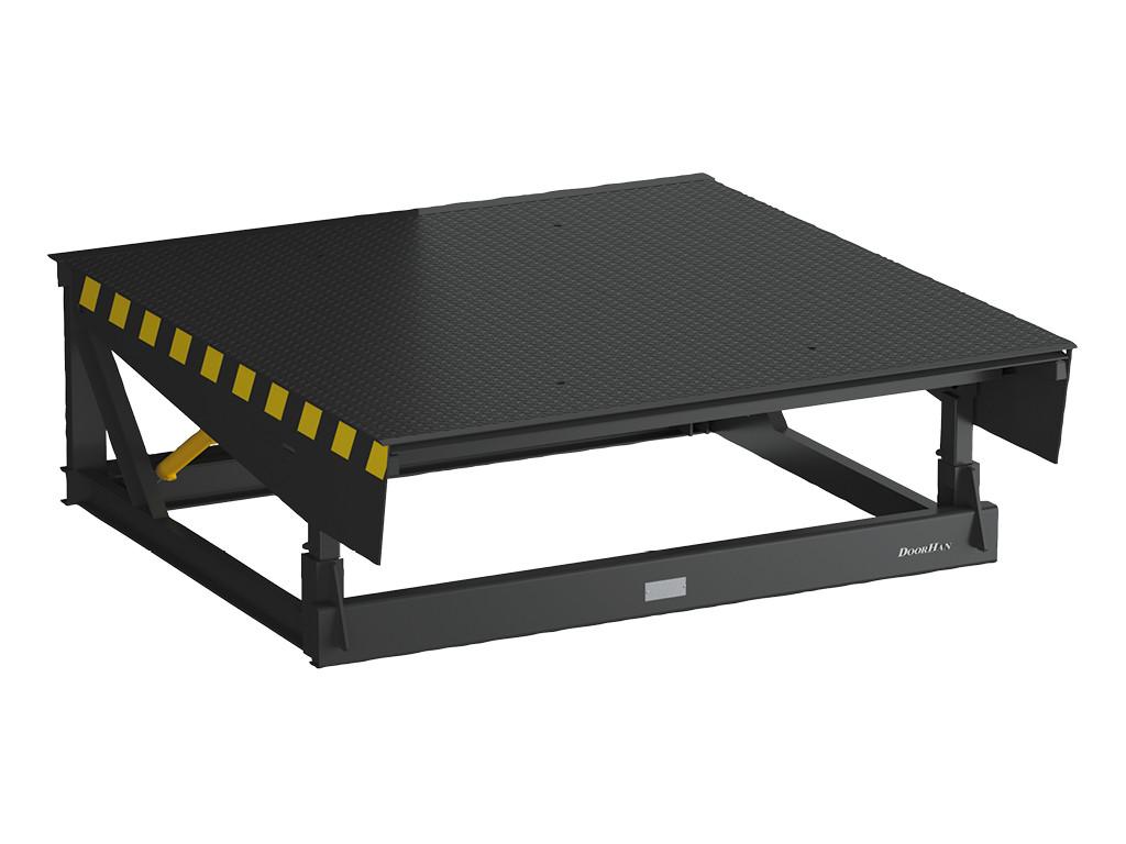 DoorHan DSM — уравнительная платформа с выдвижной аппарелью
