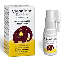 Спрей Клінтон для очищення  вуха CleanTone