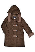 """Пальто утепленное для девочки э-2123 от рост 122 тм """"Попелюшка"""", фото 1"""