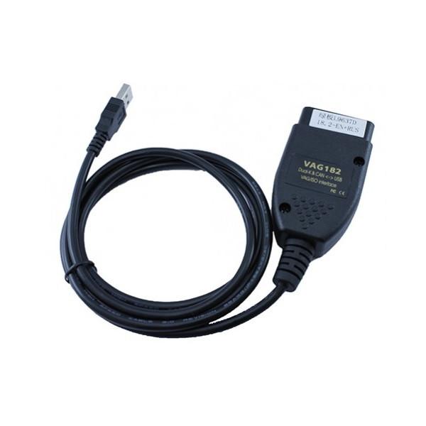 VAG COM VCDS 18.9 HEX CAN OBD2 USB сканер диагностики авто